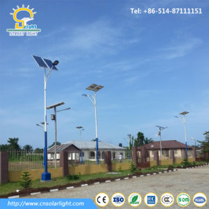 Professional Design 6m 30W Solar LED Street Light pictures & photos