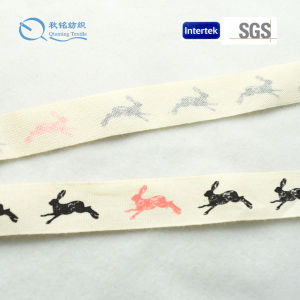 2017 Top Sale Logo and Colour Customized Eco-Friendly Printed Webbing pictures & photos
