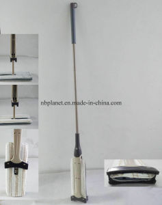 New Design Microfiber Squeeze Mop with Double-Side Mop Pad pictures & photos