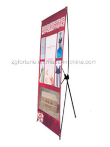 Best Quality New Design X Banner Stand for Display pictures & photos