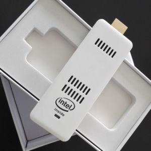 Mini PC Sticker Intel Quad Core Intel Gen 7 HD Graphics pictures & photos