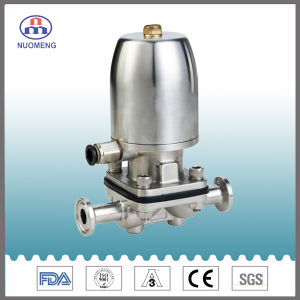 Stainless Steel Closed Pneumatic Diaphragm Valve pictures & photos