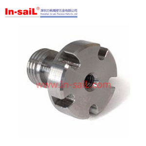 Stainless Steel CNC Turning Connector Parts pictures & photos
