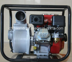 6.5HP 3inch Petrol Start Kerosene Engine Water Pump for Sri Lanka, India pictures & photos