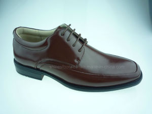 Men′s Fashion Shoes with Lace pictures & photos