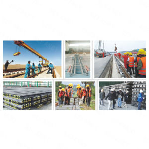 Railway Steel Rail Track pictures & photos