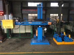 High Quality Welding Center Welding Manipulator pictures & photos