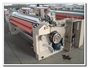 High Speed Water Jet Loom for Super Light &Super Weight Fabric