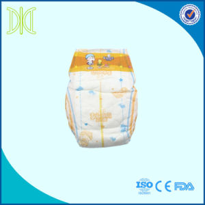 Abdl with Elastic Waist Band Disposable Baby Diaper pictures & photos