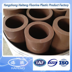 Haiteng 40% Bronze Filled PTFE Tube 250mm Diameter PTFE Tube pictures & photos