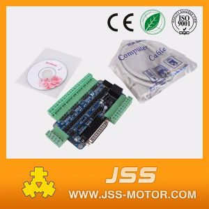 5 Axis Mach 3 Breakout Board for CNC Router Stepper Motor Controller Board pictures & photos