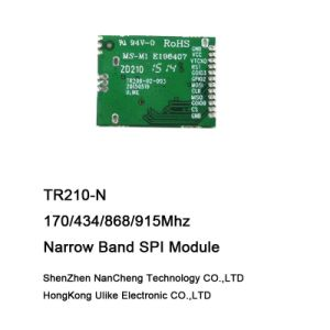 Narrow Band RF Module Spi Transceiver 165MHz pictures & photos