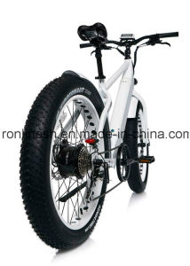 350W/500W, 48V Fat Tire Snow Electric Bikes Hidden Battery/MTB Fat Electric Bicycle/Fatty E Bike/Fat Tyre Snow Bicycle/Fat Tire Pedelec En15194 pictures & photos