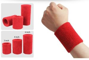 High Quality Athletic Cotton Sweatbands for Sport/Yoga pictures & photos