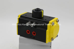 90 Degree Double Acting Pneumatic Actuator Rack & Pinion pictures & photos