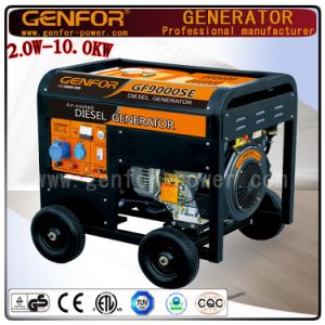GF10-200ade 5kw 200A Diesel Welding Generator with Ce Certification pictures & photos