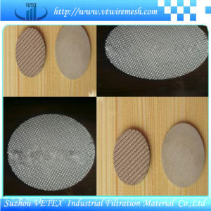 SUS 316L Sintered Wire Mesh pictures & photos