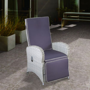 Patio Sitting Room Rattan High Back Elder Arm Chair Outdoor and Indoor Furniture pictures & photos