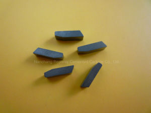 Cemented Carbide Saw Tips for Cutting Wood pictures & photos