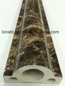 Wholesale Marble Color PVC Decoration Cornice Foam Moulding From China pictures & photos