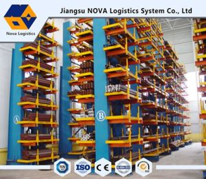 Heavy Duty Warehouse Cantilever Rack with Steel pictures & photos