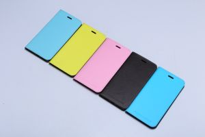 Pma Flip Radiation Protective TPU Wallet Mobile Phone Cover for iPhone