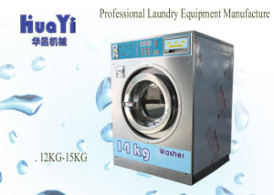 Commercial Laundry Equipment Coin Washer and Dryer with Full Stainless Steel pictures & photos