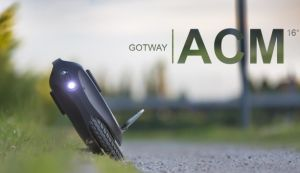 67.2V 35km/H Fast Powerful Gotway Acm 16inch Electric Unicycle pictures & photos