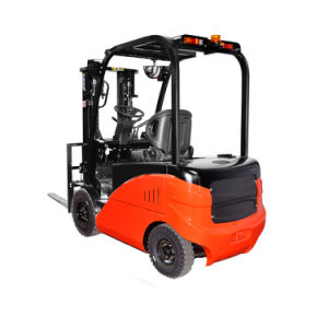 1.5t Advanced Electric Forklift Truck (CPD15FJ) pictures & photos