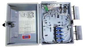 16 Cores Fiber Optic Termination Box/Splitter Box/Distribution Box pictures & photos