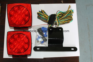 LED Universal Combination Tail Lamp for Trailer pictures & photos