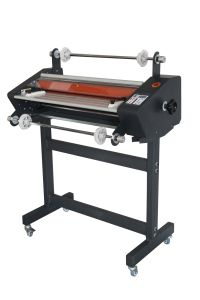 Hot Roll Laminating Machine 650mm FM-650 pictures & photos
