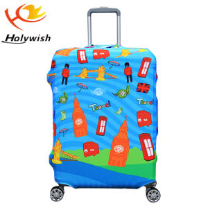 Custom Stronger Elastic Suitcase Luggage Cover Spandex pictures & photos