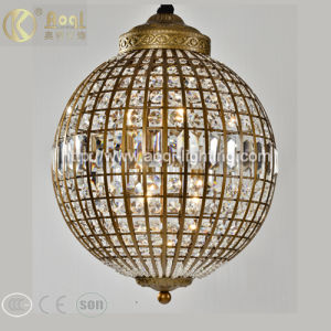 Modern Design Ball Crystal Pendant Light pictures & photos