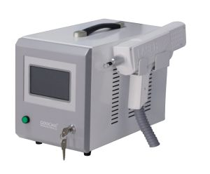 Goochie Permanent Makeup Tattoo ND YAG Laser Machine pictures & photos