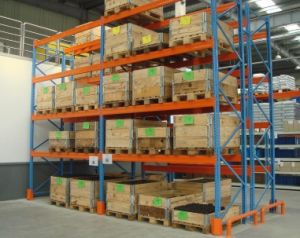 Storage Warehouse Heavy Duty Steel Pallet Rack pictures & photos