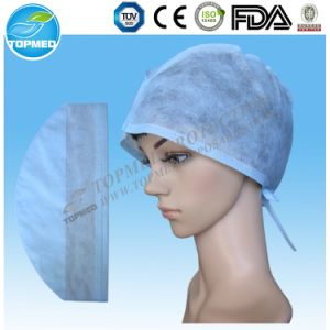 Disposable Nonwoven Disposable Surgical Caps, PP Cap pictures & photos