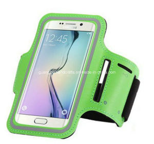 Custom Hot Sale Elastic Running Mobile Phone Arm Bag pictures & photos