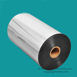 Metalized PET Film for Laminating with Paper or Film pictures & photos
