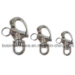 Stainless Steel Swivel Snap Shackles pictures & photos