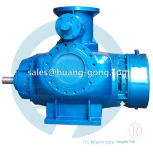 Twin Screw Hfo Transfer Pump for Shipyard Oil Field pictures & photos