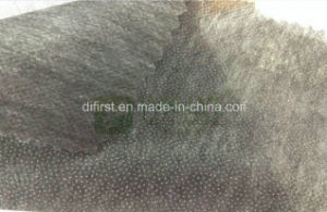 Non Woven Double-DOT Fusible Interlining (8015D) , Direct Factory pictures & photos
