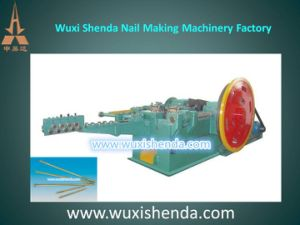 High Speed Low Noise Automatic Super Nail Making Achine (Z94-8A) pictures & photos