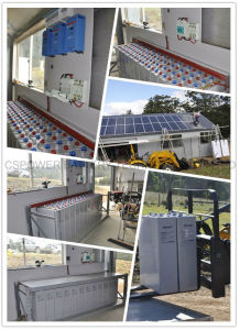 Rechargeable Opzv Tubular Gel Battery 2V300ah with 25years Lifespan pictures & photos