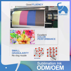 Italy Quality 4 Colors J-Next Dye Sublimation Ink for Mutoh/Roland/Mimaki pictures & photos