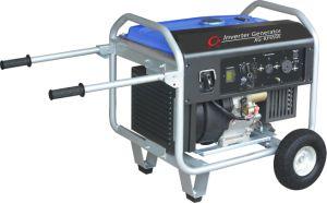 New System 6500W Gasoline Digital Inverter Generator Home or Industry Use
