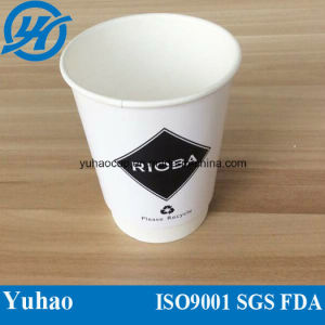 Good Quality Double PE Disposable Paper Cups for Sale pictures & photos