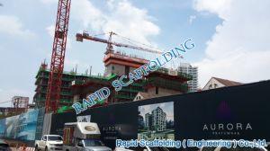 Octagonlock System Scaffolding Manufacturer pictures & photos