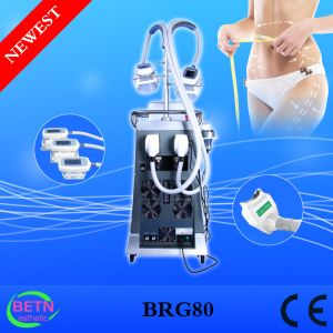 Coolsculpting Body Shape, Cryolipolysis Slimming Machine with 4 Handles. pictures & photos