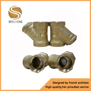 Brass Water Filter Y Strainer pictures & photos